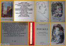 CATALAN CATALANA CATALA A.PLANA POEMES GRAND PAPIER 65/100 ED. RAGASOL GRAU SALA