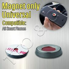Steelie Magnet only Universal GPS Mobile iPhone X 10 8 Plus 6 7s 4 Samsung S7 S8