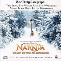 The Chronicles Of Narnia - The Lion The Witch And The Wardrobe - AudioCD N/Paper