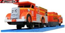 Flynn Fire Engine Set TS19 - Thomas The Tank Engine By Tomy Trackmaster Japan