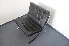 Knoll International Barcelona Chair Design *Vintage Gebrauchtware*