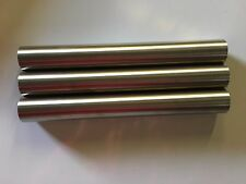 "Bundle of 3: 1.5"" OD 12"" Long 304 Stainless Steel 16 Gauge Straight Pipe"