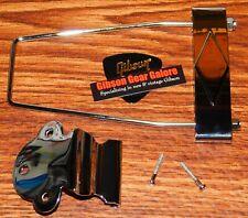 Epiphone Casino Trapeze Tailpiece Nickel Guitar Parts ES-335 339 Hollowbody Pass