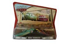 Disney Pixar Cars Flo & Ramone Supercharged Movie Moments Diecast Cars, NEW