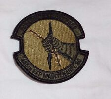 USAF,455TH EXPEDITIONARY MAINTENANCE SQUADRON,SCORPION,MULTI-CAM,w/HOOK LOOP