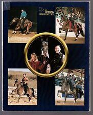 Arabian Horse Times - February 1996 - Vol. 26, No. 8