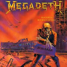 Megadeth 'Peace Sells... But Who's Buying?' Vinyl - NEW