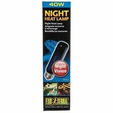 LM Exo-Terra Night Heat Lamp 40 Watts - T10