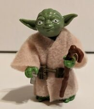 Kenner Star Wars (ESB) Yoda action figure; nearly complete