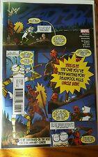 Deadpool Variant Lot Marvel Comics