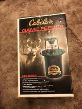 Cabelas Game Feeder