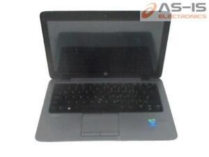 *AS-IS* HP Elitebook 820 G1 Core i5-4200U 1.6GHz 4GB RAM 500GB HDD *BIOS Lock*