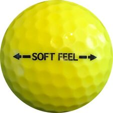 Srixon Yellow Soft Feel....24 Premium AAA Used Golf Balls....FREE SHIPPING!..