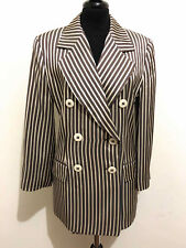 GFF GIANFRANCO FERRE' VINTAGE '80 Giacca Donna Woman Jacket Blazer Sz.M - 44