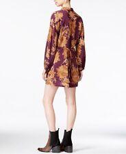 NWT Free People Shake It Printed Mini Shirtdress.  Size S.  $128.00