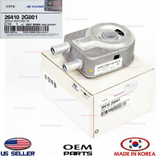 Genuine Engine Oil Cooler Oem for Various Hyundai Kia 2.0-2.4L 2016-2020