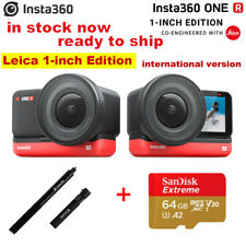 New Insta360 ONE R Leica 1-inch Edition sports Action Camera 5.7K 4K waterproof