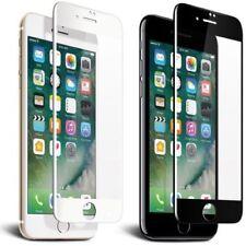 Glas Gehärtetes Glas Für Apple IPHONE 7 3D Schutzfolie Bildschirm Komplett 100%