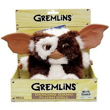 Official Dancing and Singing Gizmo Plush Soft Toy - Boxed Gremlins Retro Musical