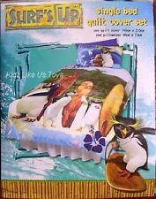 ~ Surfs Up - DOONA QUILT / DUVET COVER SET