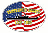 USS BARNSTABLE COUNTY LST 1197 Oval Decal / Sticker Military USN U S Navy