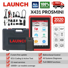 2020New! Launch X431 Pros Mini Car Bidirectional Diagnostic Scan Tool as V PRO3