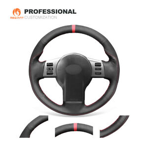 Suede Leather Car Steering Wheel Cover for Infiniti FX FX35 FX45 for Nissan 350Z