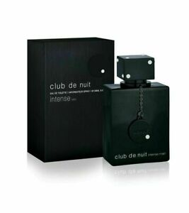 Armaf Club de Nuit Intense by Armaf 3.6oz EDT Cologne for Men Intense Perfume