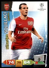 Panini Champions League 2011-2012 Adrenalyn XL Sébastien Sqillaci Arsenal