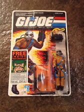 Vintage Hasbro 1988 GI Joe / Cobra Frag-Viper / On Original 34 Back Card