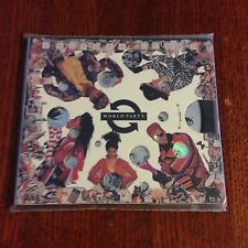 World Party 'Goodbye Jumbo' 1990 US PROMO CD Die-Cut Digipak (Karl Wallinger)