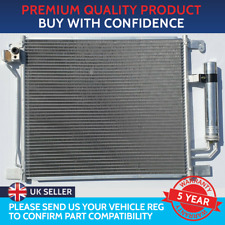 CONDENSER AIR CON RADIATOR TO FIT NISSAN JUKE F15 2010 ON PULSAR C13 2014 ON