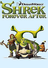 Shrek: Forever After - The Final Chapter DVD (2010)
