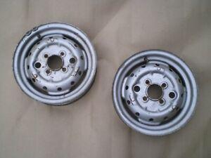 Austin Healey Bugeye Sprite, MG Midget MkI Wheels