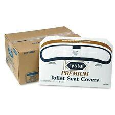 Genuine Joe Toilet Seat Cover - White (GJO10150)
