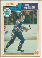 83-84 O Pee Chee Mark Messier #39 Oilers Vintage