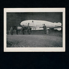 Europa-viaggio Zeppelin a ruote/on Wheels * peregrinare/Wandering * 30s PC