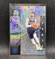 Jamal Murray Starlight Parallel 2019-20 Panini Illusions NBA #123 Denver Nuggets