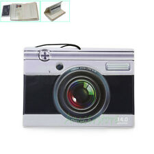 3D Camera Identity Card Passport Holder Protect Cover CASE For Travel Journey