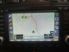 VW TOUAREG 2002-2010 2.5 TDI CD DVD SAT NAV RADIO DISPLAY UNIT P/N 7L6035191N