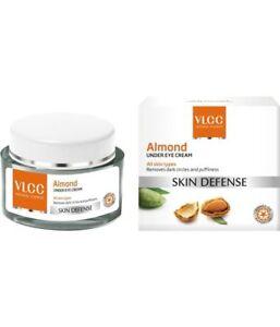 VLCC Almond Under Eye Cream 15ml (pack of 2)