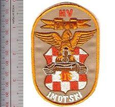 Croatia Republic Croatian Army 115th Brigade Imotski 115. Imostki 4 x 2.5 inches