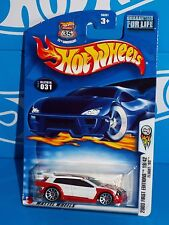 Hot Wheels 2003 First Editions Series #031 Flight '03 White w/ 10SPs
