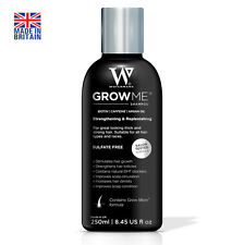 Watermans Grow Me Hair Growth Hair Loss Shampoo *Factory Direct*