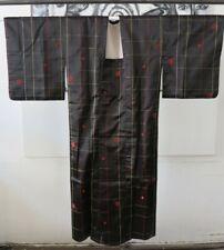 Kimono Japan,Michiyuki,Japanischer Kimono, Morgenmantel, aus Japan,Polyester