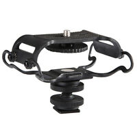 BOYA BY-C10 Universal miniphone and Portable Recorder Shock Mount - Fits the Zoo