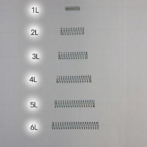 COMPRESSION SPRING Wire Diameter 0,5mm L