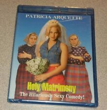 Holy Matrimony (Blu-ray Disc, 2011) - NEW!!