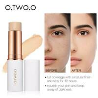 O.TWO.O Concealer Stick Foundation Makeup Full Contour Cover Face Cream Primer