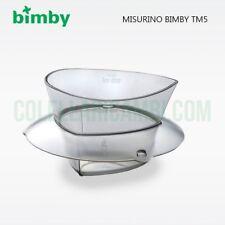 Misurino Dosatore Bicchierino Bimby TM5 Originale Vorwerk
